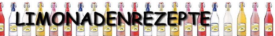 "Header ""Limonadenrezepte"""